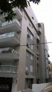 """פרויקט תמ""""א 38 בעיר ראשון לציון ברחוב הנרייטה סאלד 6"""